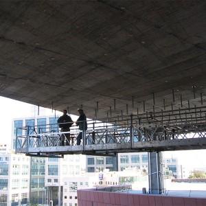 under buildings 2