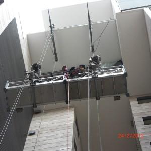 under buildings 3